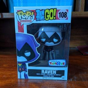 Grey Raven Teen Titans Funko